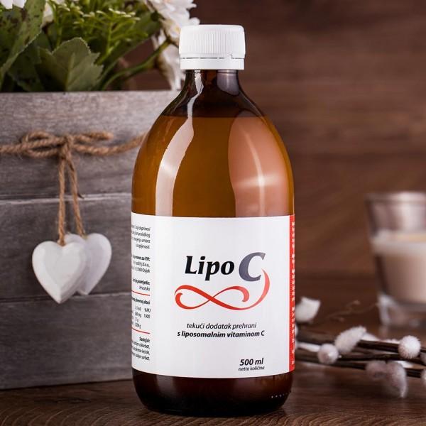 Lipo C - liposomalni vitamin C